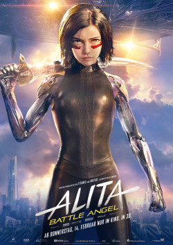 Plakat Alita: Battle Angel