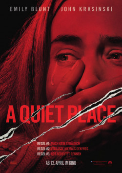 Plakat A Quiet Place