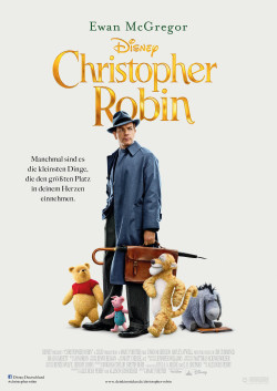 Plakat Christopher Robin