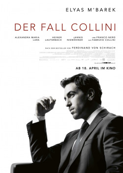 Plakat Der Fall Collini