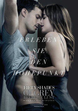 Plakat Fifty Shades of Grey - Befreite Lust